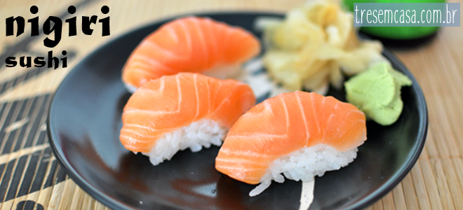 receita sushi