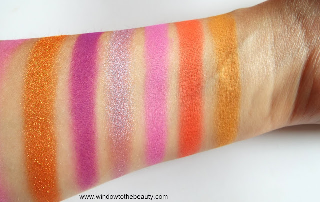 Mini Breaker Swatches