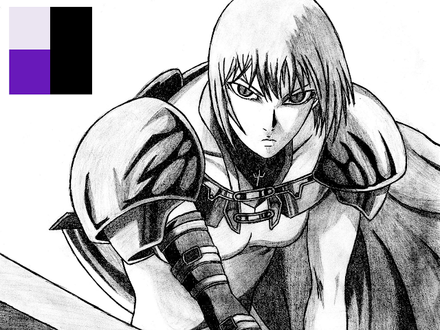 Clare - Claymore (Placcido)
