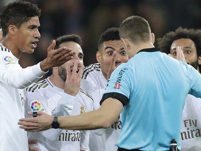 Real Madrid Keluhkan Jadwal Pertandingan Yang Tidak Ideal