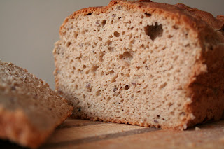 The Healthy Happy Wife Gluten Free Bread Dairy Gluten