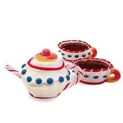 Spot of Tea Cupcakes