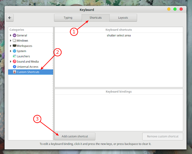 Cara Mengatur Tombol Print Screen Untuk Aplikasi Shutter