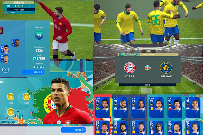PATCH PES CHINA UEFA EURO 2020 FULL LICENSED | IDSPHONE PATCH V4.2.0