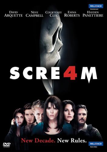 Scream 4 (2011) [BRrip 1080p] [Latino] [Terror]