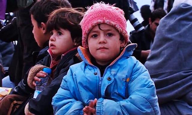 Refugiados cristianos en Siria