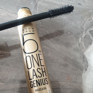 AVON TRUE 5 IN ONE LASH GENIUS MASKARA GÜZELLİK BLOGU