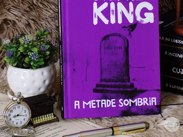 A Metade Sombria - Stephen King