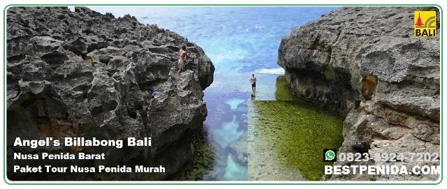 Angel Billabong Nusa Penida Barat Bali