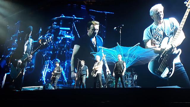 U2 live Berlin 2017