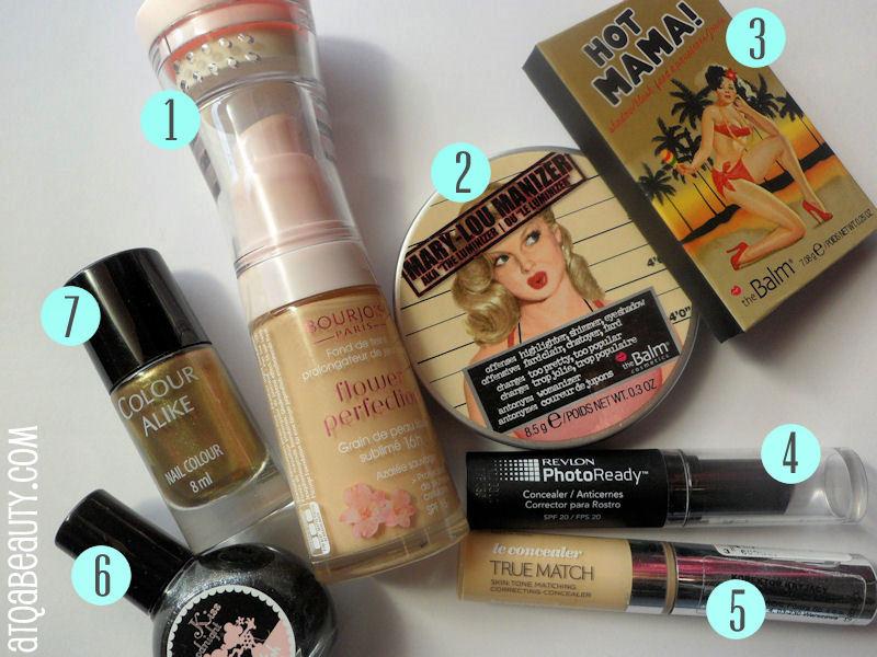 Prawie TAG :: Kosmetyczne zachwyty końca 2011