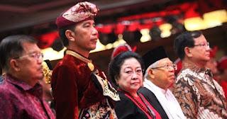 Tanda-Tanda Jokowi Bakal Meninggalkan PDIP, Manuvernya Sudah Kelihatan