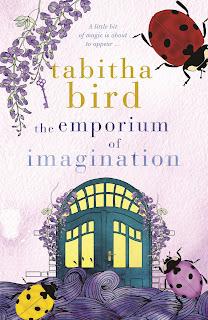The Emporium of Imagination by Tabitha Bird book cover