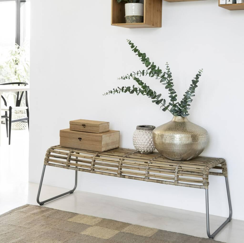 Pomysł na ławkę w domu