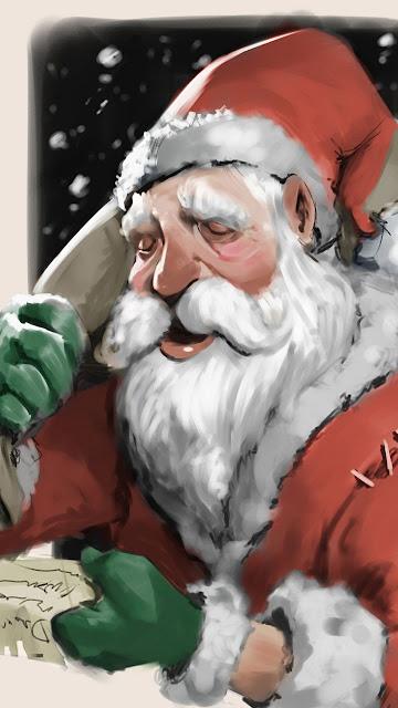 Christmas mobile wallpaper HD