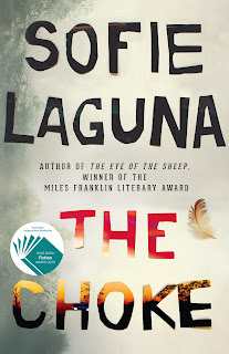 The Choke by Sofie Laguna book cover