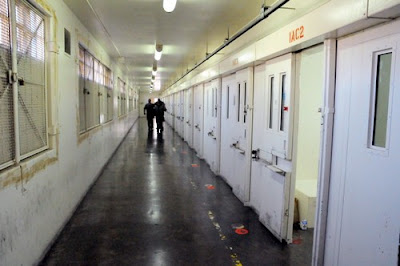 The Adjustment Center at San Quentin Prison, California