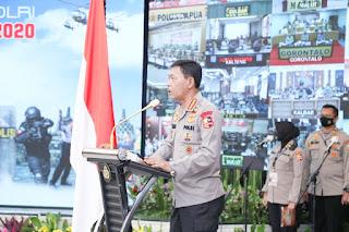 Diback-Up TNI dan Tim Terbaik Polri, Kapolda Sulteng Berkantor di Poso Buru Kelompok MIT