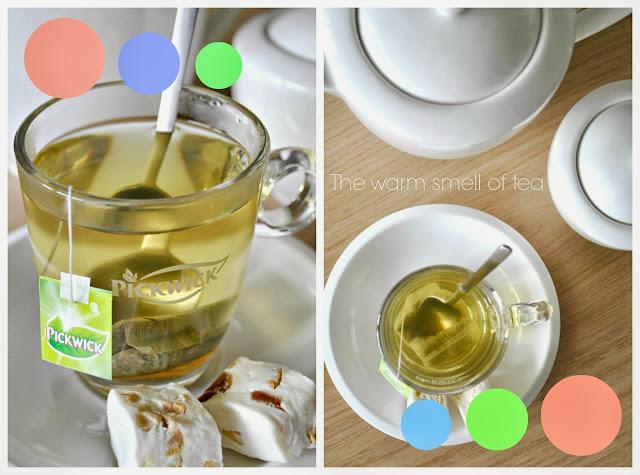 zestaw herbaciany