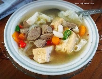 menu buka puasa ramadan favorit keluarga di rumah nurul sufitri travel lifestyle blogger resep masakan kuliner