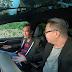 Jeff Tam Shows Off Luxurios and Hi - Tech Tesla Car