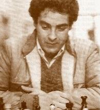 El ajedrecista José Luis Flores Liñán