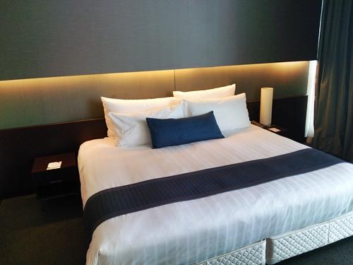 CHATRIUM HOTEL RIVERSIDE BANGKOK Grand-Room, BED