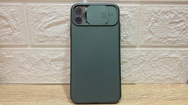 【保護鏡頭】Nillkin 滑蓋手機殼 推出 iPhone、Samsung 系列