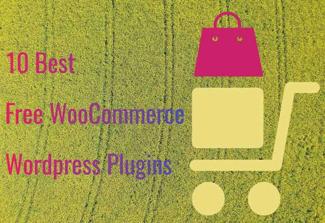 10 Free WooCommerce Plugins for WordPress