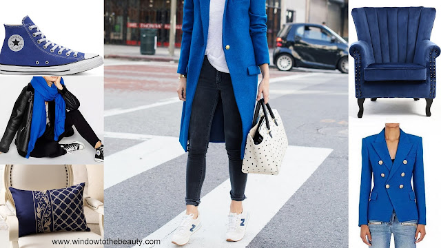 be trendy Classic Blue inspirations