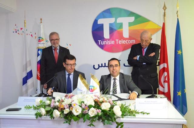 La BEI accorde 100 millions d'Euros à Tunisie Telecom