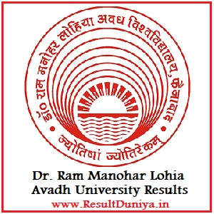 Awadh University Result 2020