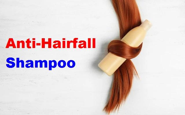 Best Anti Hairfall Shampoo in India