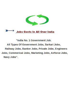 Government Jobs Govts Recruitment Cell