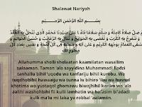 Video, Lirik, dan Download Mp3 Bacaan Shalawat Nariyah (Arab, Latin, dan Arinya)