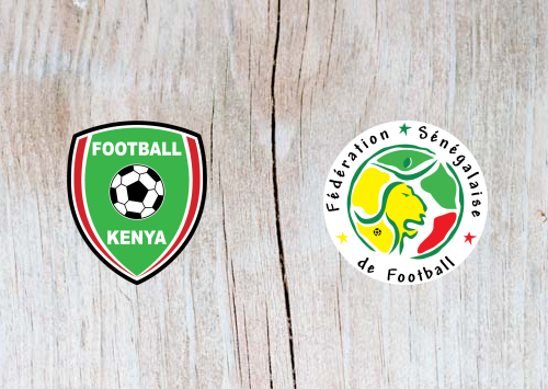 Kenya vs Senegal -Highlights 1 July 2019