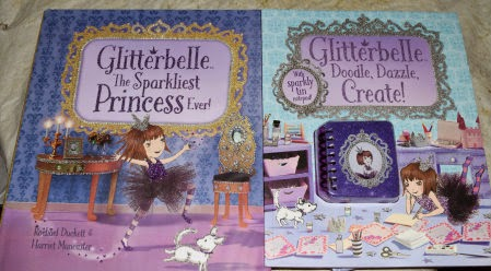 glitterbelle books 1 collage