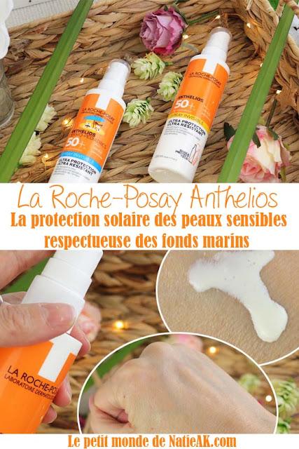 avis Anthelios 50+ spray invisible  La roche-Posay
