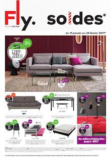 Catalogue Fly 27 Février au 26 Mars 2017