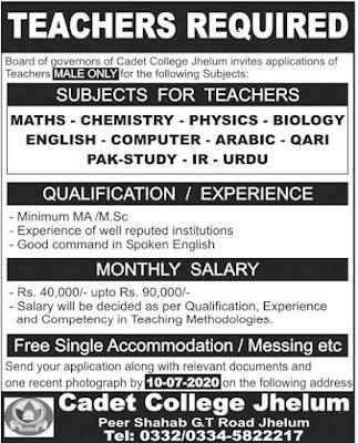 job vacancy advertisement