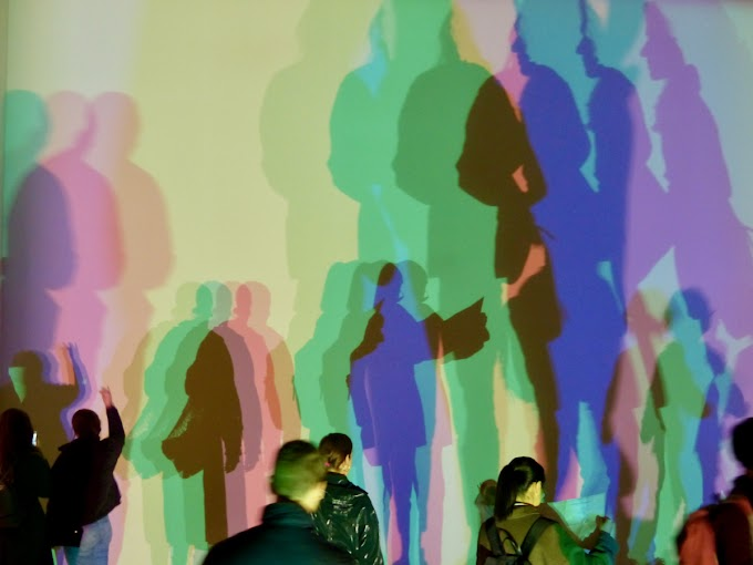 Neulich in der Tate Modern (1): Olafur Eliasson - In real life