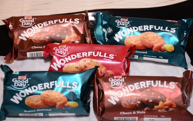 Britannia launches its newest cookie out of the Good Day oven-Good Day Wonderfulls