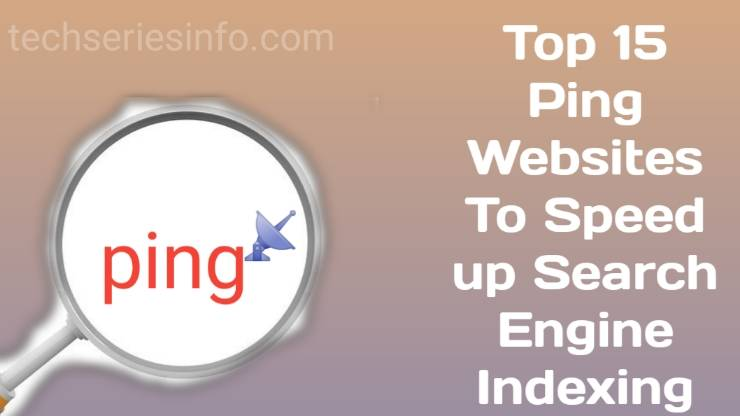 Sites To 'Ping Your Blog' To Search Engines — What is Ping submission in SEO? What is ping service? What Is Pingler? How do I ping my URL regularly? What are Ping Submission Sites? How to get mass ping backlinks? How do I ping my website to search engines? Ping service pings or reports indexing services like search engines, forums, also the blog search engines, blog directories to notify that your website/blog has been updated. You need to ping your blog just because your content, pages, posts etc. will be indexed in SERP. Listed 115 ping websites to speed your indexing to increase traffic.