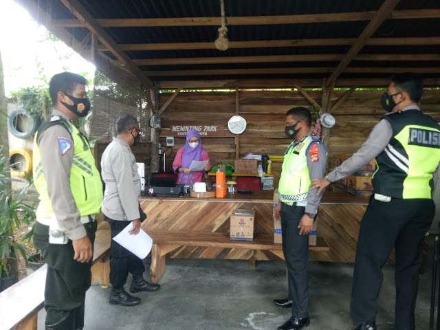 Persiapan Pengamanan Lebaran Ketupat, Pelaku Wisata Diharapkan Patuhi Surat Edaran Bupati Lombok Barat.