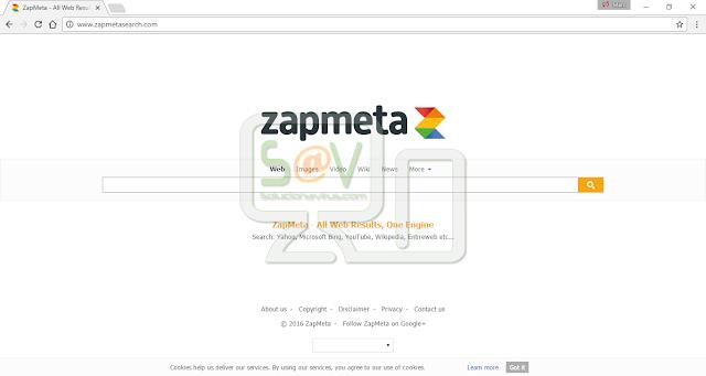 ZapMetaSearch.com (Hijacker)