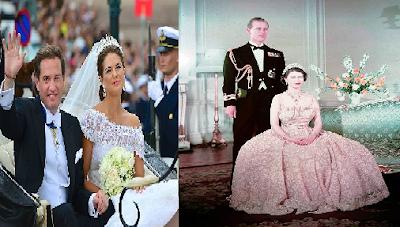 Rela Melepas Gelar Kerajaan,Inilah 4 Putri Kerajaan yang Menikah Dengan Pria Biasa