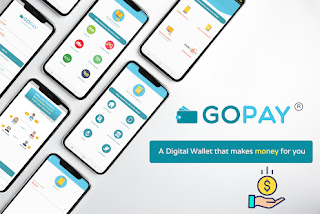 gopay mod apk unlimited money