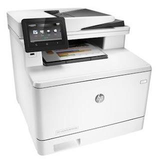 HP Color LaserJet Pro MFP M477fdw Review - Free Download Driver