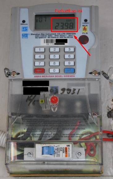 Token listrik kWh meter saya sisa berapa hari lagi? Maksud angka pada kWh meter prabayar apaan sih?
