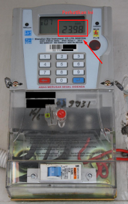 kWh meter Prabayar